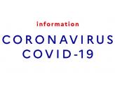 Communiqué Covid 19 - Période de confinement