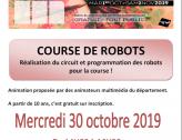 COURSE DE ROBOTS